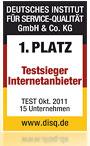 Kabel Deutschland Testsieger